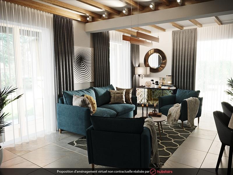 Vente Maison COUTRAS (33230) - 6 pièces - 173 m² -