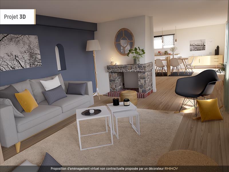 Vente Maison LES EGLISOTTES ET CHALAURES (33230) - 7 pièces - 200 m² -