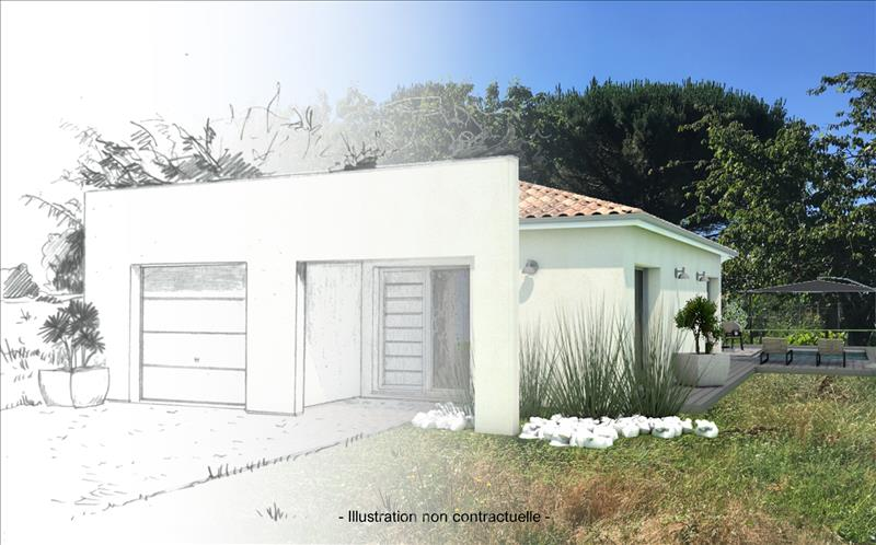 Vente Terrain ABZAC (33230) - 1230 m² -
