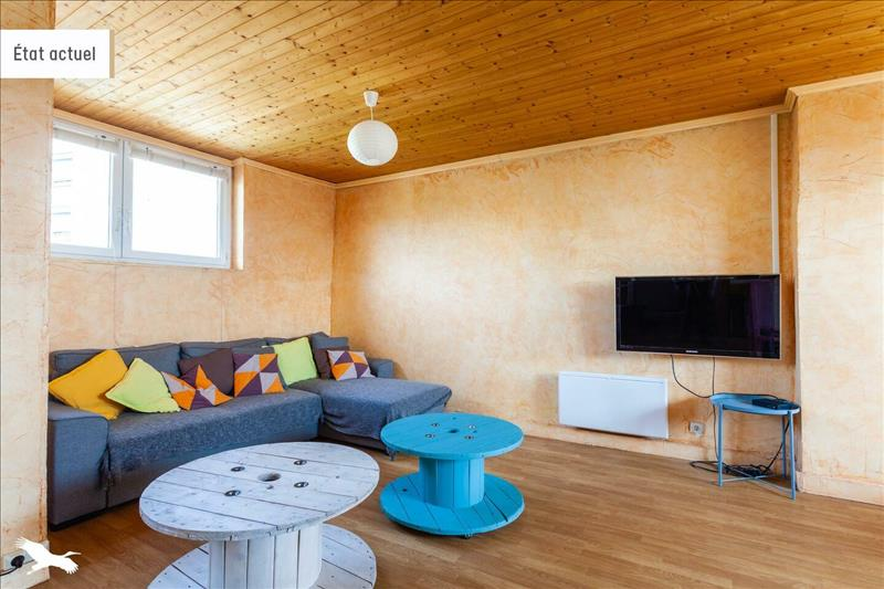 Vente Appartement LYON 07 (69007) - 3 pièces - 65 m² - Quartier Lyon|Lyon 7