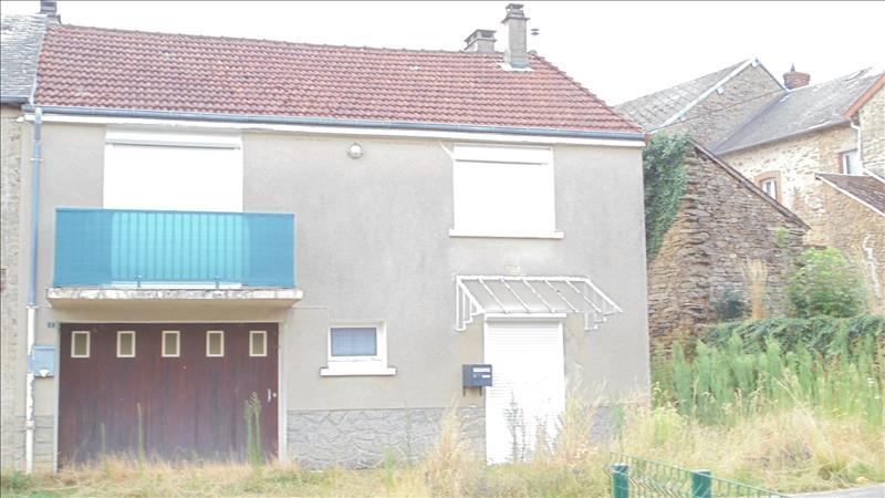 Maison  - 3 pièces    - 67 m² - COLONDANNES (23)