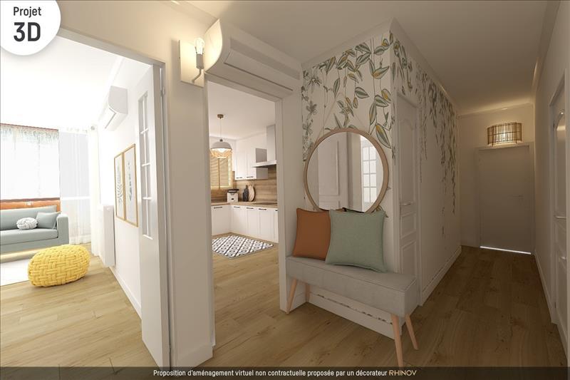 Vente Appartement MONTPELLIER (34070) - 4 pièces - 80 m² - Quartier Montpellier|Sud