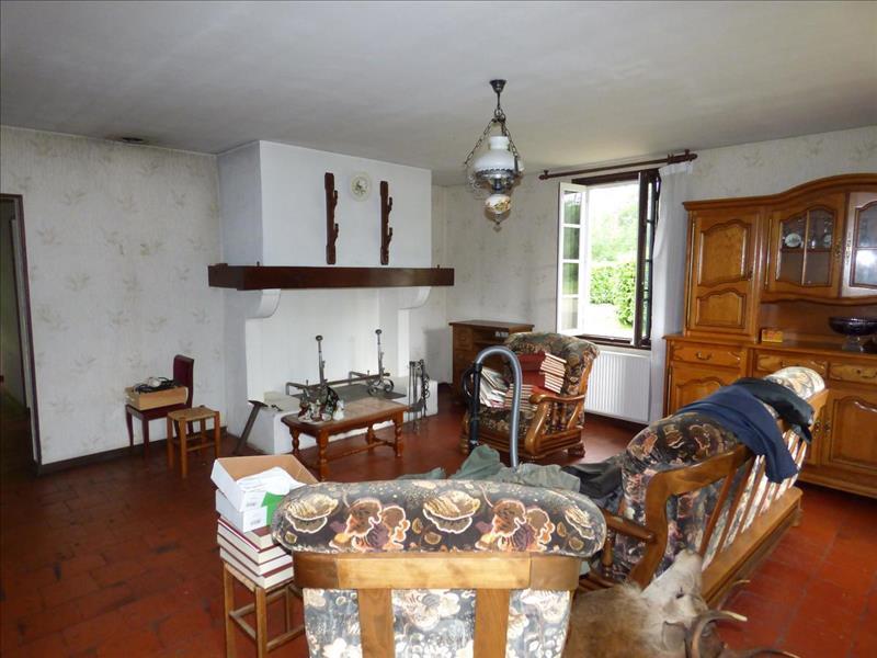 Vente Maison GELOUX (40090) - 4 pièces - 118 m² -