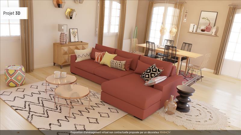 Vente Maison LARCAN (31800) - 4 pièces - 110 m² -