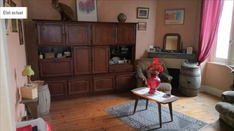 Vente Maison ST GAUDENS (31800) - 5 pièces - 110 m² -