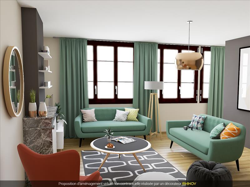 vente appartement st gaudens 31800 2 pi ces 48 m 359 27 bourse de l 39 immobilier. Black Bedroom Furniture Sets. Home Design Ideas