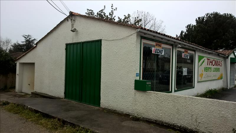 Local commercial LAMOTHE MONTRAVEL -  -   260 m²