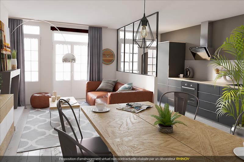 Vente Immeuble CASTILLON LA BATAILLE (33350) - 388 m² -