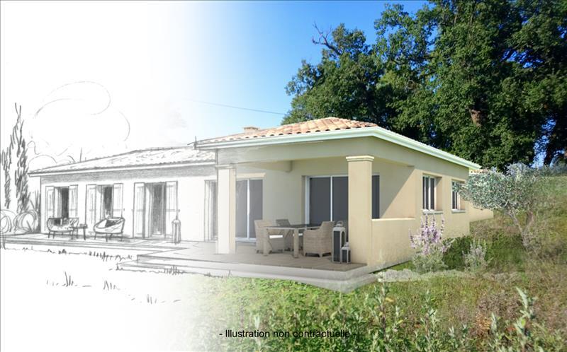 Vente Terrain ST GENES DE CASTILLON (33350) - 2161 m² -