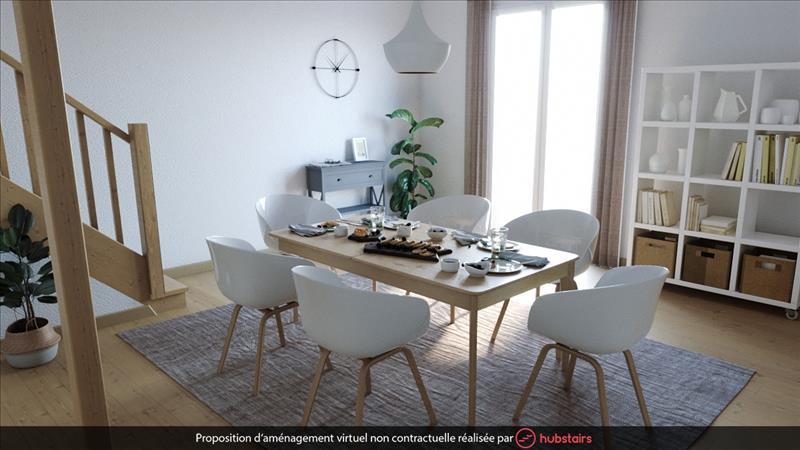 Vente Maison HERBAULT (41190) - 4 pièces - 105 m² -
