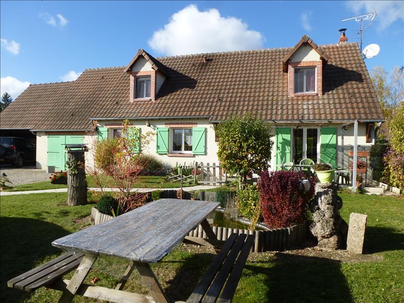 Vente maison Chitenay (41120) 6 pièces 135 m²   360-373 - Bourse de ... 2e1b1854765a