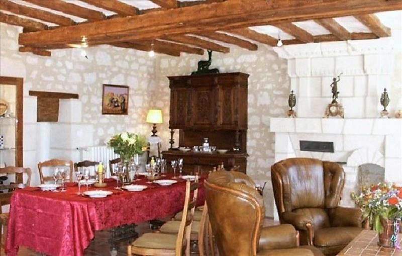 Vente Maison ST BENOIT LA FORET (37500) - 10 pièces - 210 m² -