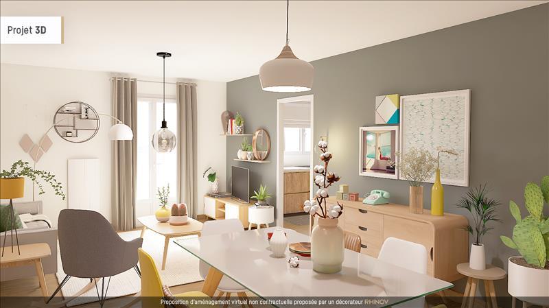 Vente Maison RICHELIEU (37120) - 5 pièces - 82 m² -
