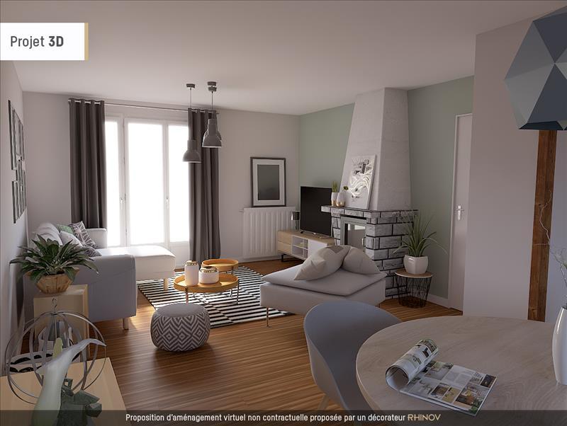 Vente Maison GUERET (23000) - 5 pièces - 95 m² -
