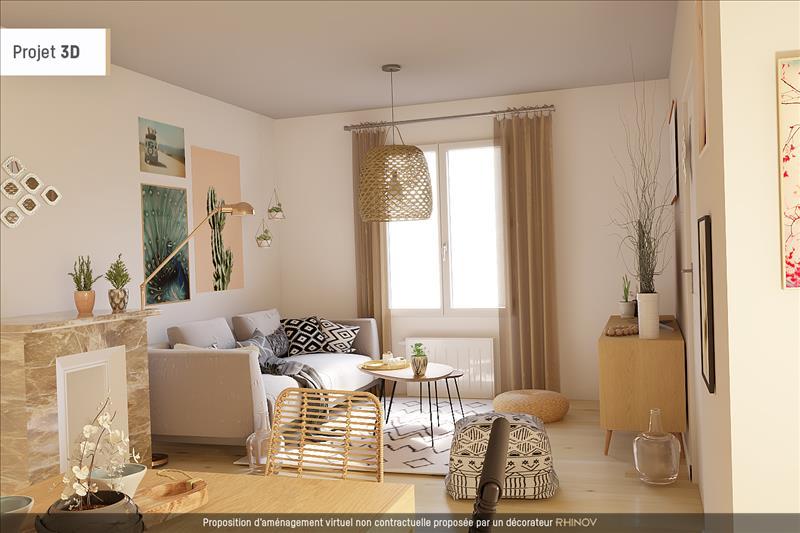 Vente Maison GUERET (23000) - 4 pièces - 101 m² -