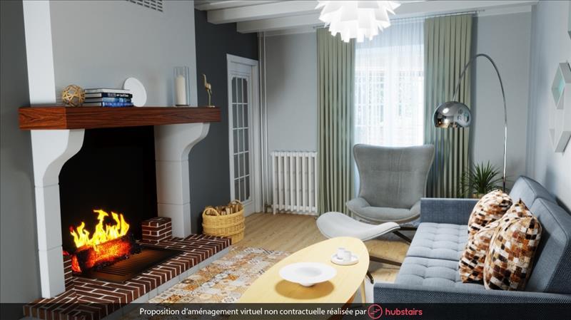 Vente Maison DOMPIERRE LES EGLISES (87190) - 4 pièces - 85 m² -