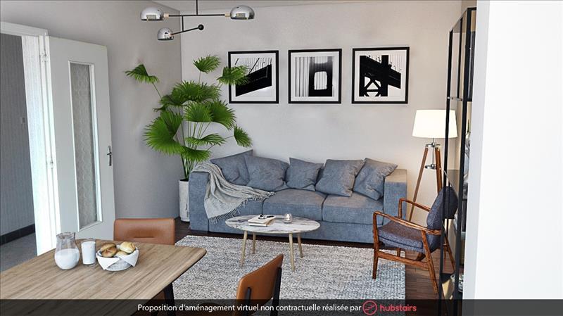 Vente Maison BELLAC (87300) - 3 pièces - 70 m² -