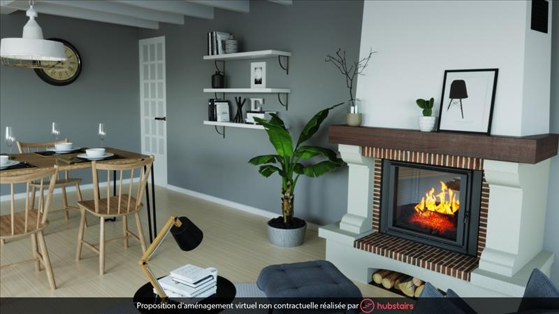 Vente Maison MEZIERES SUR ISSOIRE (87330) - 7 pièces - 154 m² -