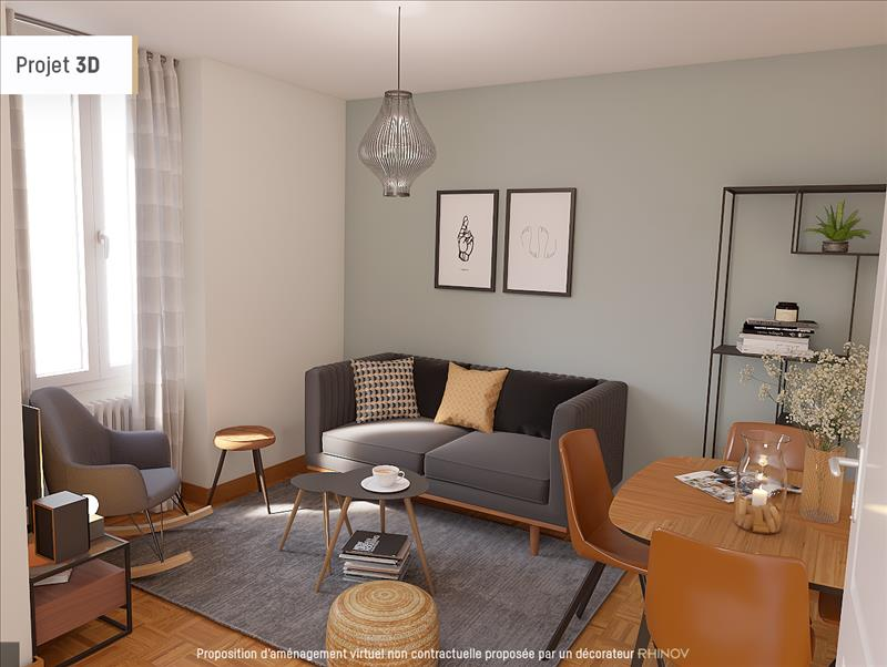 Vente Maison NOUIC (87330) - 7 pièces - 141 m² -