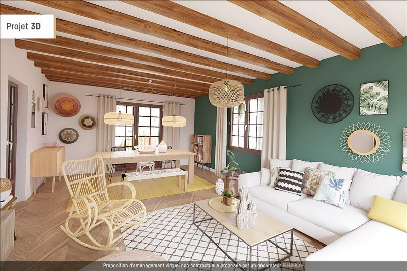 Vente Maison VAULRY (87140) - 7 pièces - 170 m² -