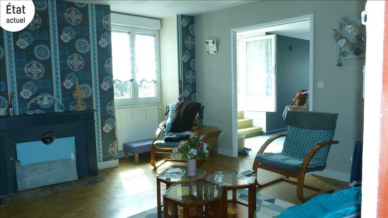 Vente Maison BELLAC (87300) - 5 pièces - 162 m² -