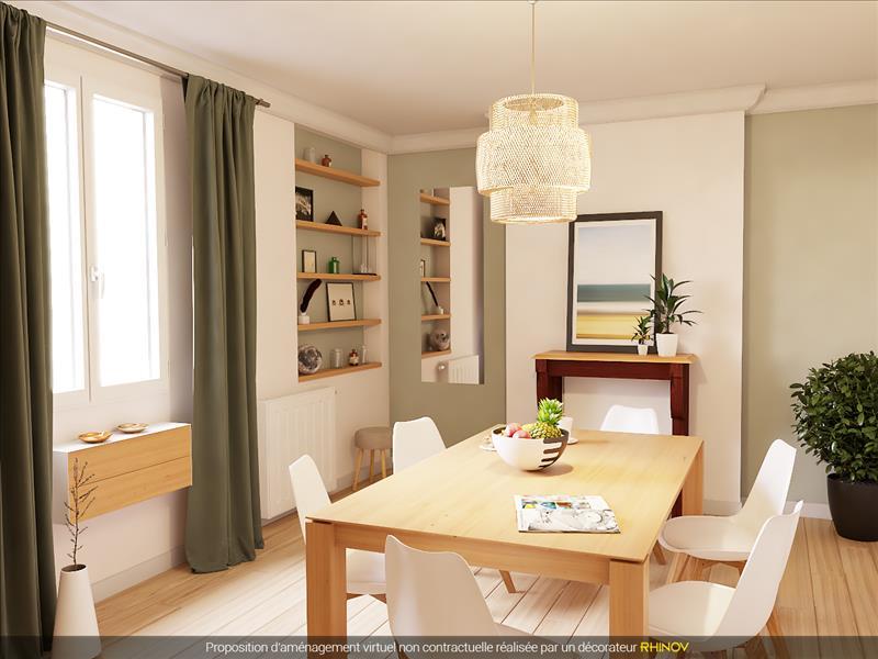 Vente Maison BELLAC (87300) - 6 pièces - 160 m² -