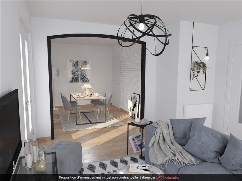 Vente Maison BELLAC (87300) - 5 pièces - 110 m² -