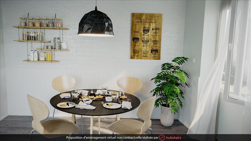 Vente Maison LA CROIX SUR GARTEMPE (87210) - 3 pièces - 70 m² -
