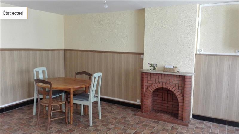 Vente Maison BELLAC (87300) - 4 pièces - 92 m² -