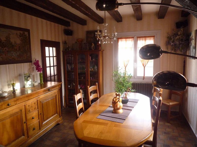 Vente Maison LOREUX (41200) - 5 pièces - 124 m² -