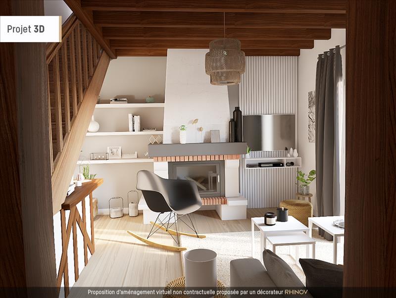 Vente Maison VILLEFRANCHE SUR CHER (41200) - 8 pièces - 200 m² -