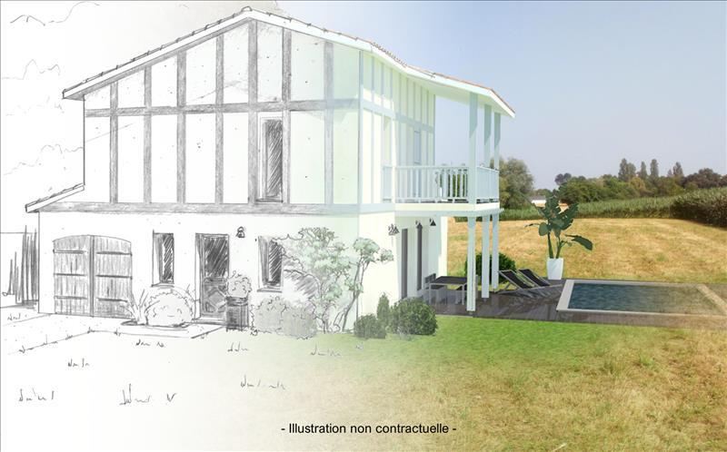 Vente Terrain SARPOURENX (64300) - 1500 m² -