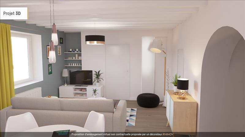 Vente Maison NOHANT EN GRACAY (18310) - 5 pièces - 96 m² -