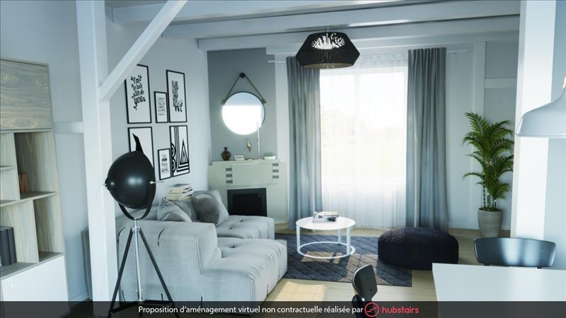 Vente Maison VIERZON (18100) - 6 pièces - 160 m² -