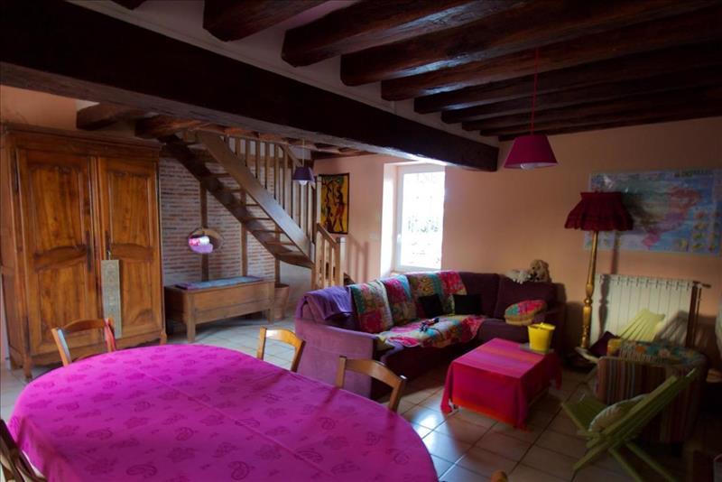 Vente Maison MEREAU (18120) - 6 pièces - 150 m² -