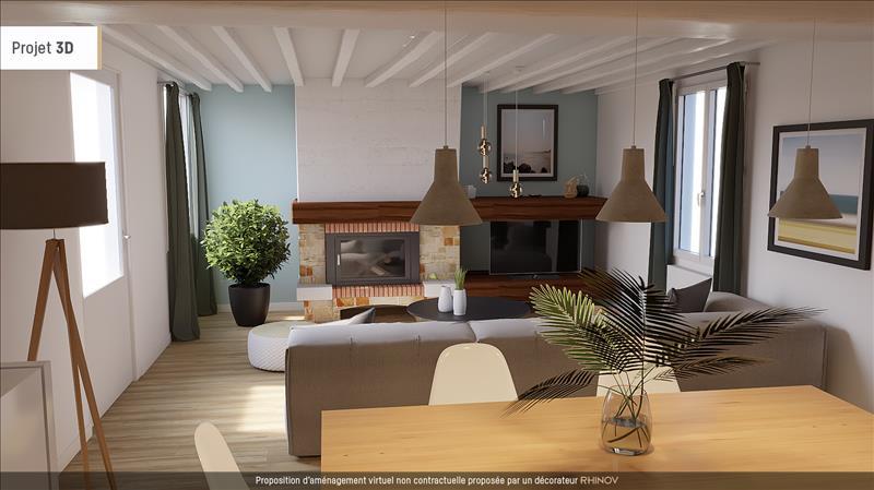 Vente Maison ALLOUIS (18500) - 7 pièces - 220 m² -