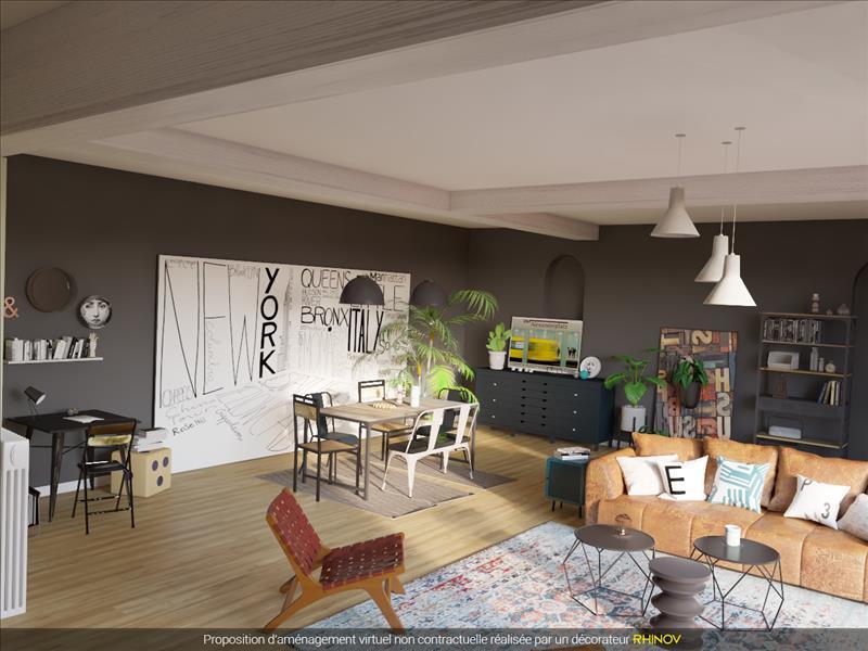 Vente Maison ST HILAIRE DE COURT (18100) - 6 pièces - 167 m² -