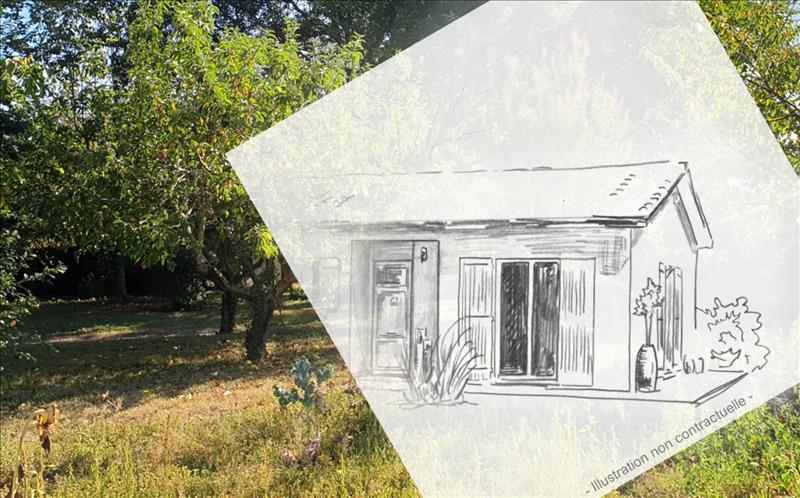 Vente Terrain IZON (33450) - 507 m² -