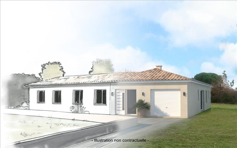 Vente Terrain BRUGUIERES (31150) - 1372 m² -