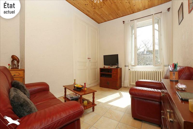 Vente Appartement TOURS (37000) - 3 pièces - 53 m² - Quartier Tours Centre-ville