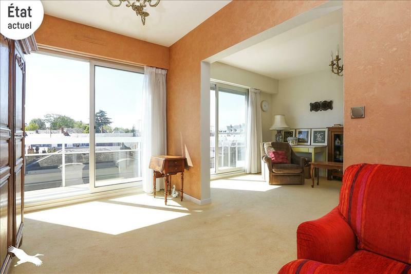 Vente Appartement TOURS (37000) - 5 pièces - 106 m² - Quartier Tours Centre-ville