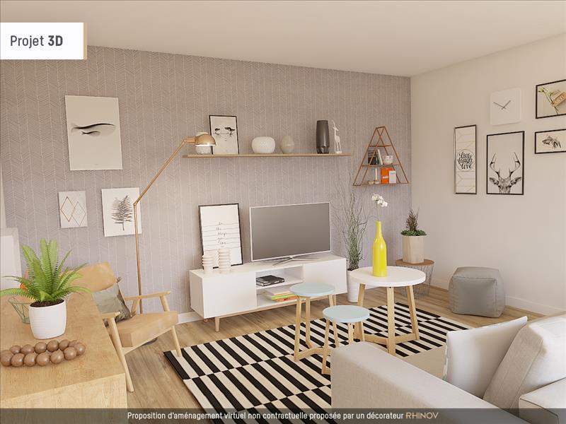 Vente Appartement TARNOS (40220) - 2 pièces - 44 m² -
