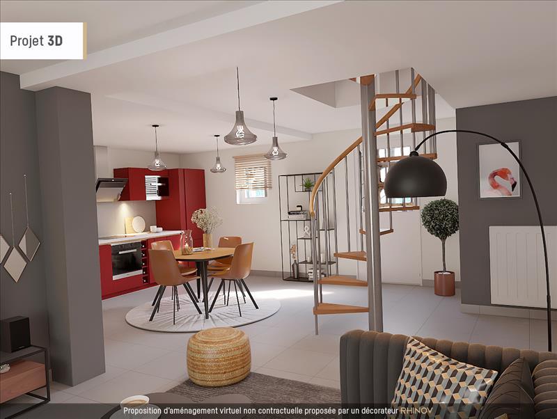 Vente Appartement BOUCAU (64340) - 5 pièces - 146 m² -