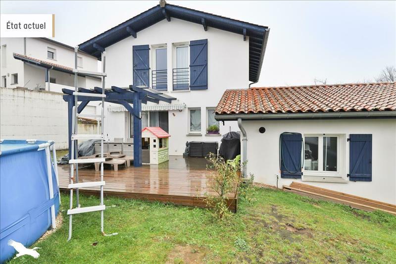Vente Maison BASSUSSARRY (64200) - 4 pièces - 84 m² -