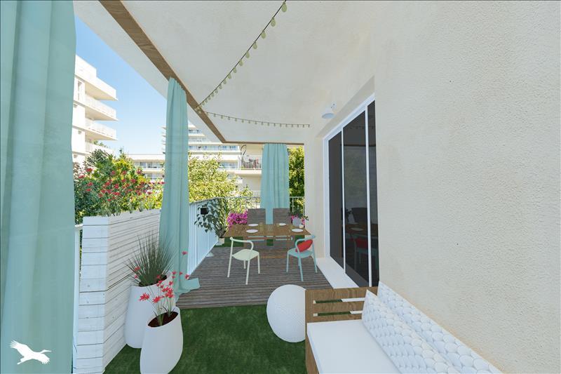 Vente Appartement BORDEAUX (33300) - 4 pièces - 86 m² - Quartier Bordeaux Bassins à flot - Ravezies - Bacalan