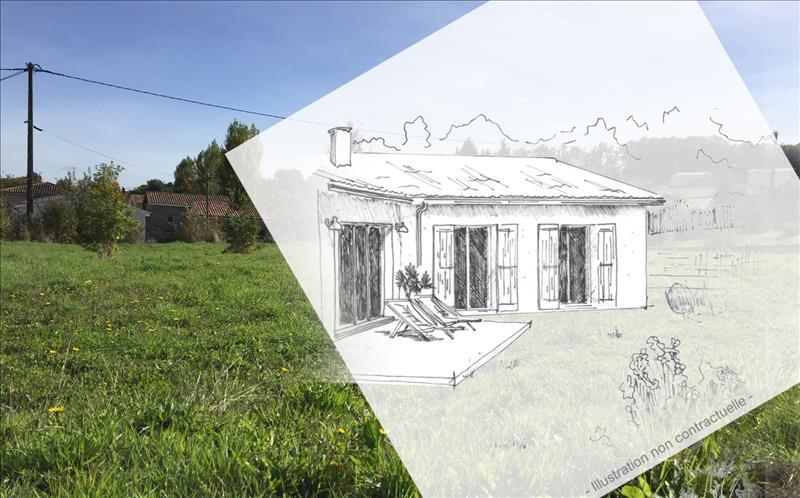 Vente Terrain BOURRET (82700) - 1276 m² -