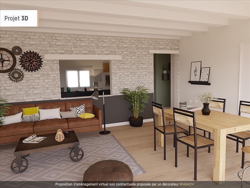Vente Maison DOLUS D OLERON (17550) - 4 pièces - 71 m² -