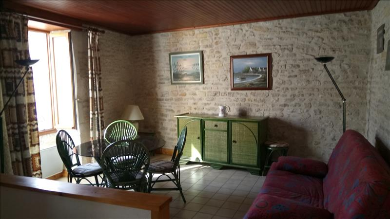 Vente Maison LE CHATEAU D OLERON (17480) - 2 pièces - 58 m² -