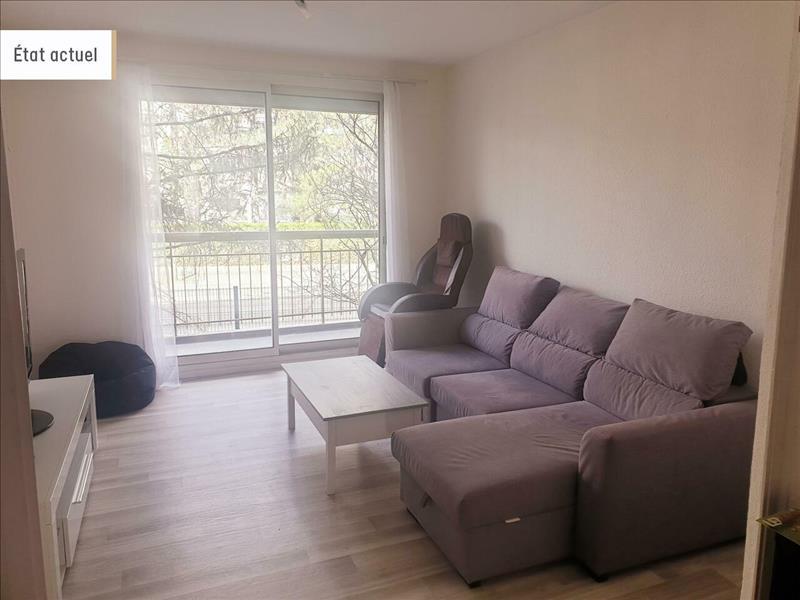 Vente Appartement BRON (69500) - 2 pièces - 50 m² -