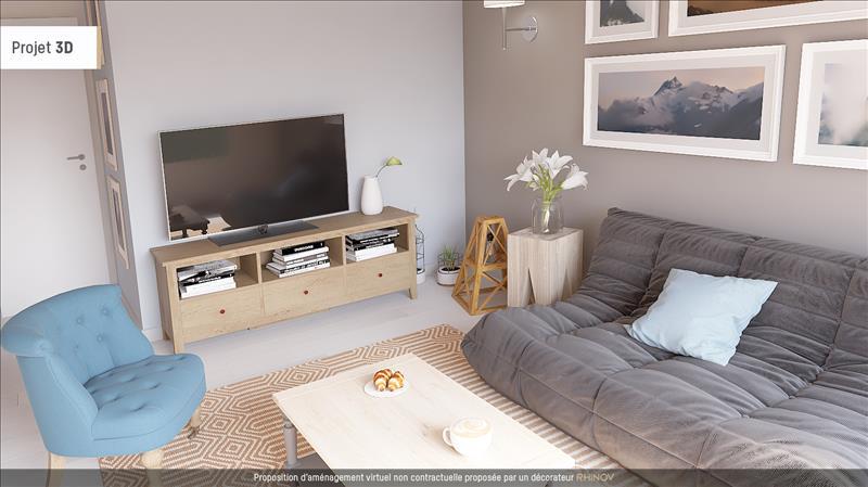 Vente Appartement LYON 08 (69008) - 2 pièces - 37 m² - Quartier Lyon 8